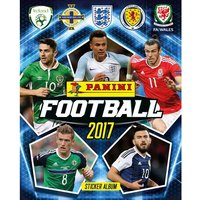Panini Football 2017 Sticker Collection Starter Pack