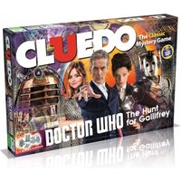 Cluedo Doctor Who