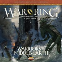War of the Ring Warriors of Middle-earth Expansion Board Game