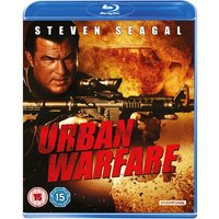 Urban Warfare Blu-ray