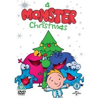 A Monster Christmas DVD