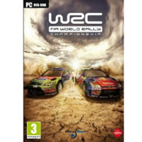 WRC FIA World Rally Championship Game