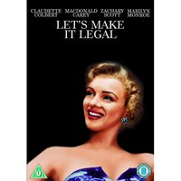 Lets Make It Legal DVD