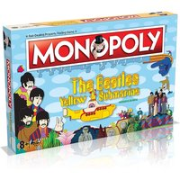 The Beatles Yellow Submarine Monopoly Board Game