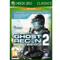 Tom Clancys Ghost Recon Advanced Warfighter 2 Legacy Edition Game