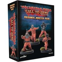 The Walking Dead: Call to Arms Prisoner Booster Miniatures Pack