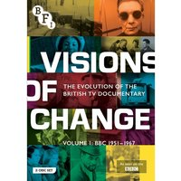 Visions of Change Volume 1: BBC 1951 - 1967 (2-DVD set)