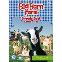 Big Barn Farm: Greedy Goat and Other Stories DVD