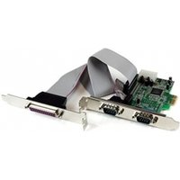 2S1P PCIe Parallel Serial Combo Card