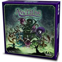 A'Writhe: A Game of Eldritch Contortions Board Game