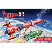 Thunderbirds Above & Beyond Board Game