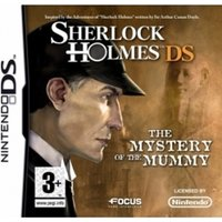 Ex-Display Sherlock Holmes The Mystery Of The Mummy Game