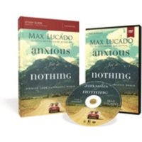 Anxious For Nothing Study Guide With DVD : Finding Calm In A Chaotic World