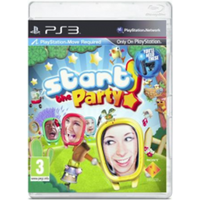 Playstation Move Start The Party! Game