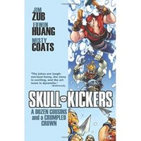 Skullkickers Volume 5 A Dozen Cousins and a Crumpled Crown Paperback