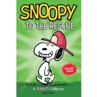 Snoopy to the Rescue (PEANUTS AMP! Series Book 8) : A Peanuts Collection : 8