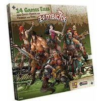 Zombicide Green Horde Tile Pack