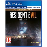 Resident Evil 7 Biohazard Gold Edition PS4 Game (PSVR Compatible)