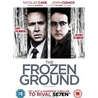 Frozen Ground DVD