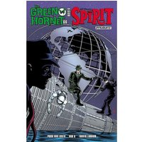 The Green Hornet 66 Meets The Spirit
