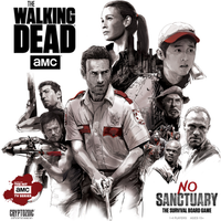 Walking Dead No Sanctuary Base Game