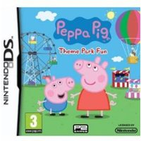 Peppa Pig Theme Park Fun Game