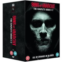 Sons of Anarchy Season 1-7 DVD