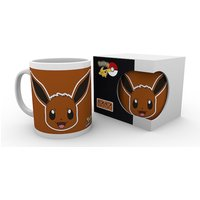 Pokemon Eevee Face Mug