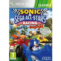Sonic & Sega All-Stars Racing Game (Classics)