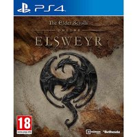 The Elder Scrolls Online Elsweyr PS4 Game (with Pre-Order Content)
