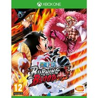 One Piece Burning Blood Xbox One Game