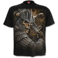 Viking Warrior Men's Medium T-Shirt - Black