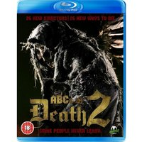 The Abcs Of Death 2 Blu-ray