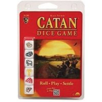 Catan Dice Board Game