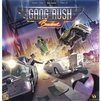Gang Rush Breakout Board Game