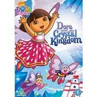Dora The Explorer - Dora Saves The Crystal Kingdom DVD