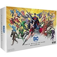 Multiverse Box: DC Comics Deck-Building Game