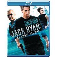 Jack Ryan: Shadow Recruit Blu-ray