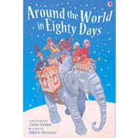 Around the World in 80 Days (3.2 Young Reading Series Two (Blue)) Hardcover