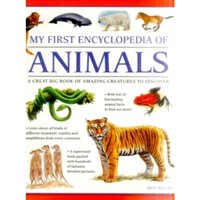 My First Encylopedia of Animals: A First Encyclopedia with Supersize Pictures by Matt Bugler (Paperback, 2016)