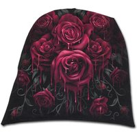 Blood Rose Light Cotton Beany Hat