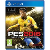 Pro Evolution Soccer 2016 Day One Edition PS4 Game