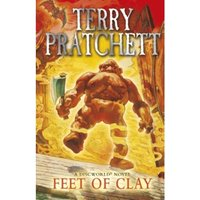 Feet Of Clay by Terry Pratchett (Paperback, 2013)