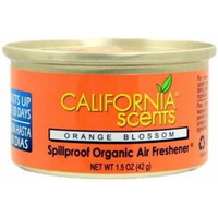Squash Blossom California Scents Spillproof Organic Canister