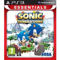 Sonic Generations (Essentials) Game