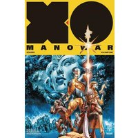 X-O Manowar 2017  Volume 1: Soldier