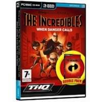 The Incredibles Double Pack