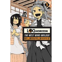 Log Horizon The West Wind Brigade: Volume 5 (Manga)