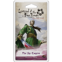 L5R LCG: For the Empire Expansion