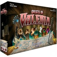 Quests of Valeria Board Game